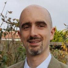 Portrait of Dr Alessandro Giudici