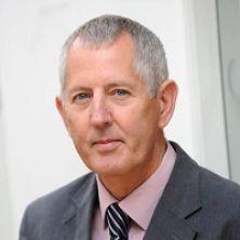 Portrait of Professor Harry Scarbrough