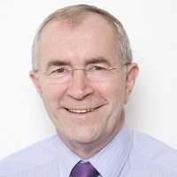 Portrait of Professor David Sims