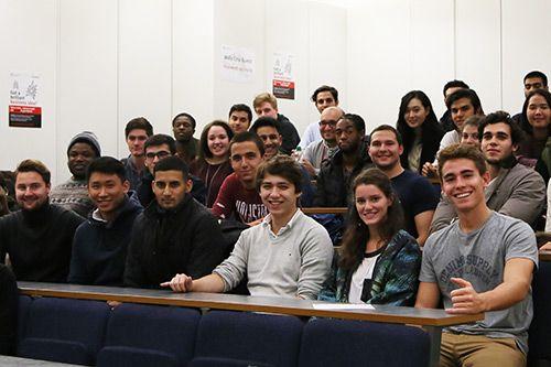 EME Students