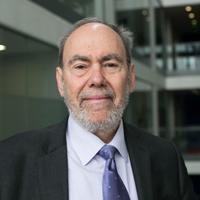 portrait of Professor Stanton Newman