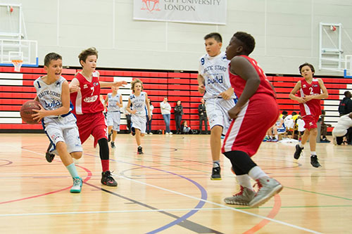 CitySport home to youth basketball league