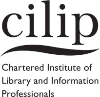 Chartered Institute of Library and Information Professionals logo
