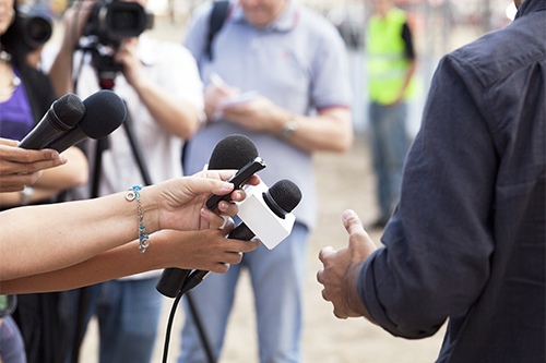 Dr James Rodgers has written an article for The Conversation about news reporting during terror attacks.