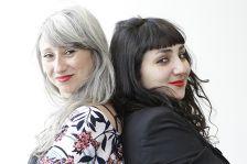 Thalia Anagnostopoulou and Taryn Ferris