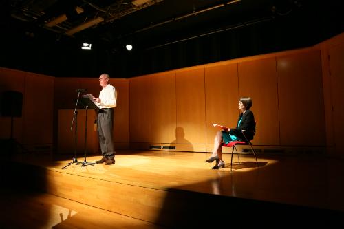 The Novel Studio's End of Year Showcase 2016