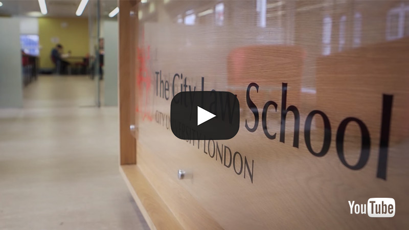Video about the LLM at City Law School