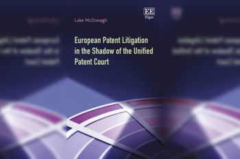 European Patent Litigation in the shadow of the united patent court Luke McDonagh