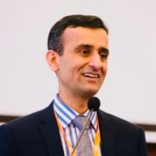 Portrait of Professor Ajay Bhalla