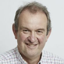 Portrait of Dr John Hailey
