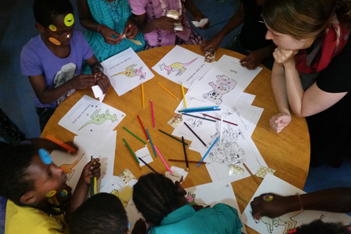 Staff making a difference: Hanna's Orphanage