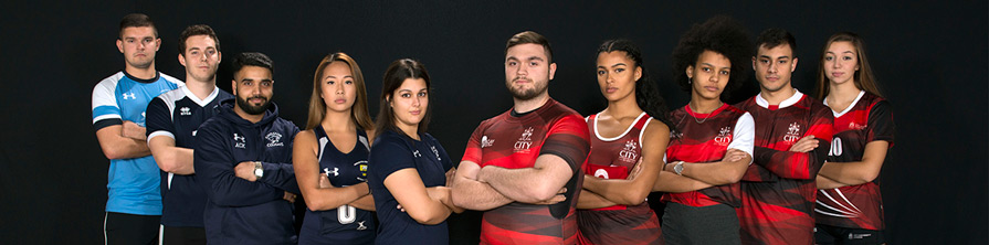 City University of London varsity competitors