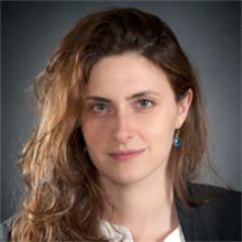 Portrait of Dr Angela Gallo