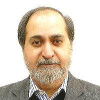 portrait of Professor Kuldeep Virdi