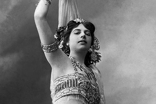 Mata Hari spy