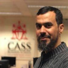 Portrait of Saad Alsubaiei