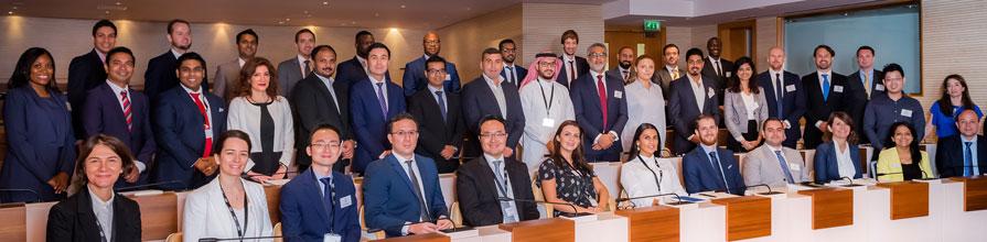 2017 Dubai EMBA cohort