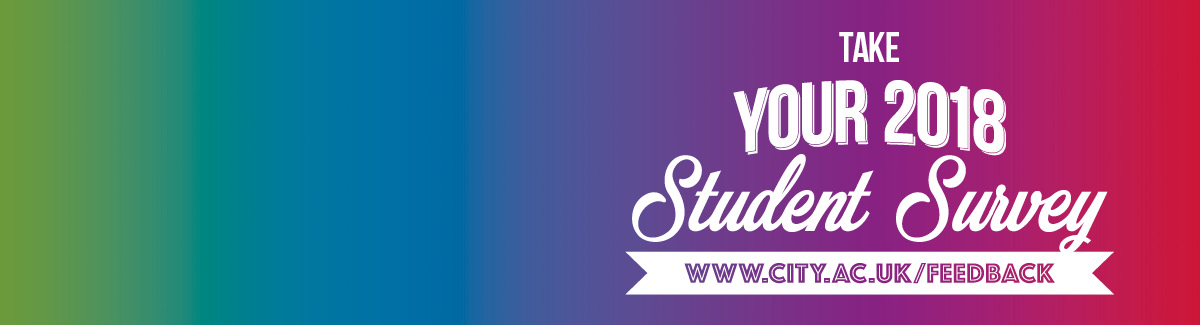 Student surveys - take yours today