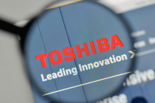 Toshiba appoints an 'outsider' as it's new CEO