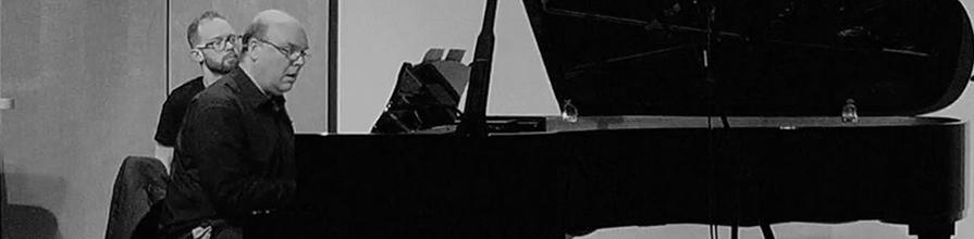 Ian Pace pianist