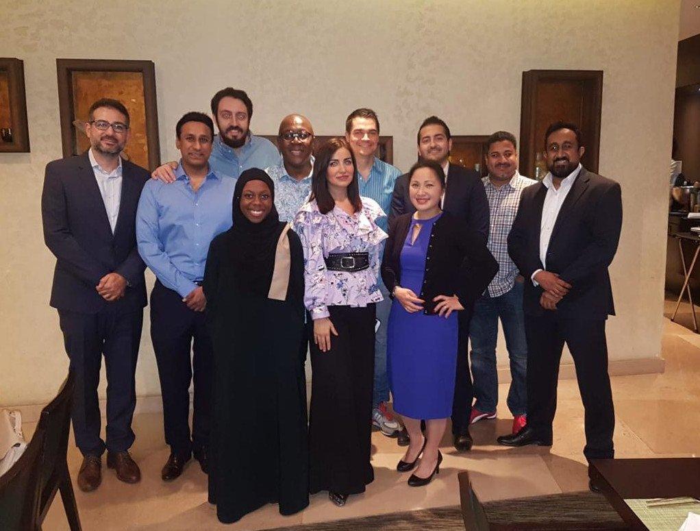 Doha gathering Oct 2018
