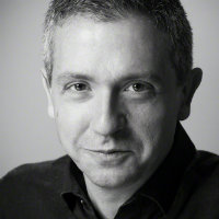 Portrait of Dr Daniel Beunza Ibanez