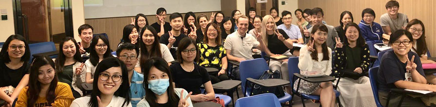 Nursing students in Hong Kong hero image