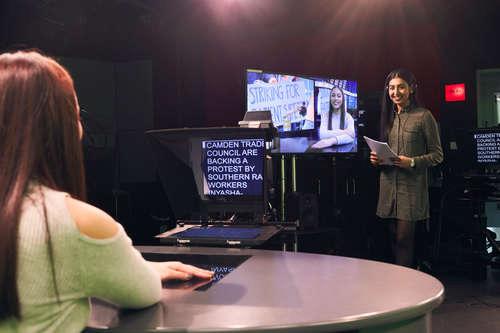 City tv studio