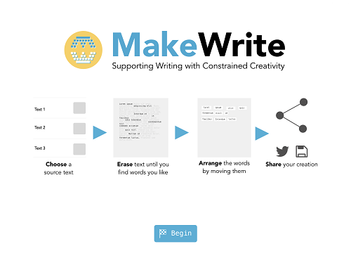 MakeWrite app logo