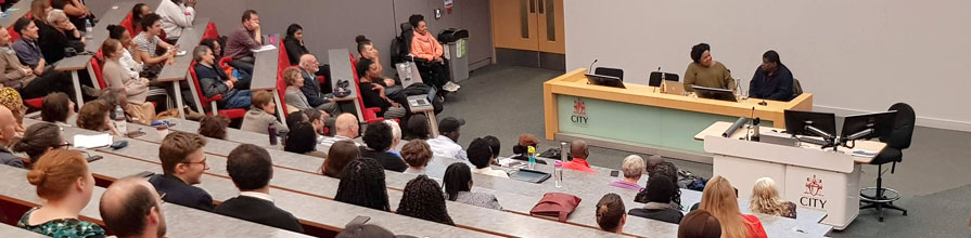 Gary Younge in conversation at City, University of London