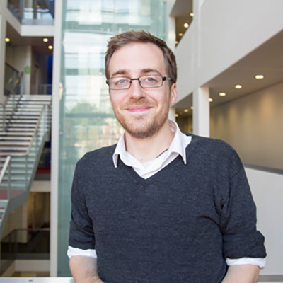 Ben Copsey is a Widening Participation Projects Officer at City, University of London