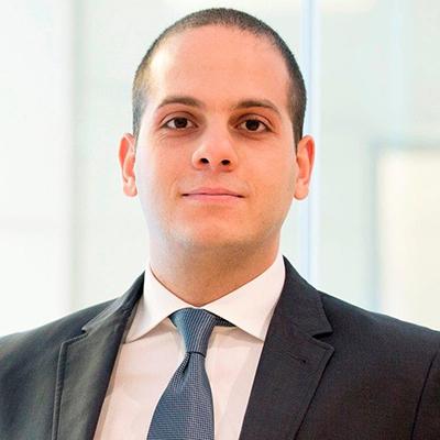 Ayman Gadallah is an alumni ambassador