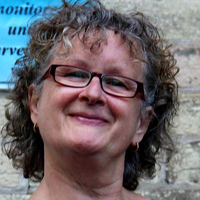 Anne Frost is an alumni ambassador