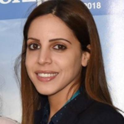 Alumni ambassador Marianna Fournari