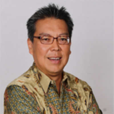 Alumni ambassador Wijaya Surya