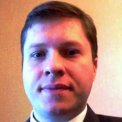 Alumni ambassador Anton Samoylenko