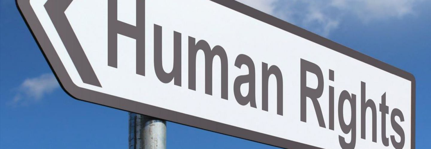 human-rights banner