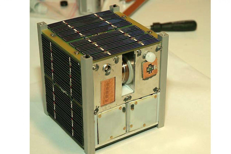 Cubesat prototype thumb