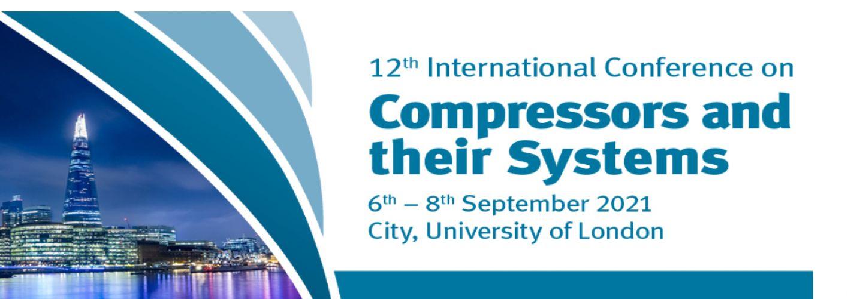 Compressor conference banner