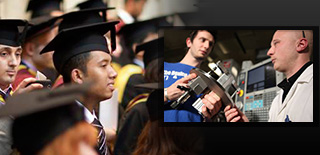 Access student and graduate talent page banner