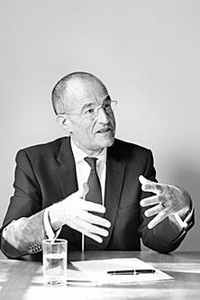 Vice Chancellor Paul Curran