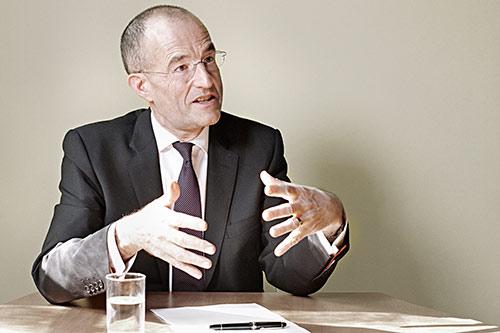 Professor Paul Curran - Vice Chancellor