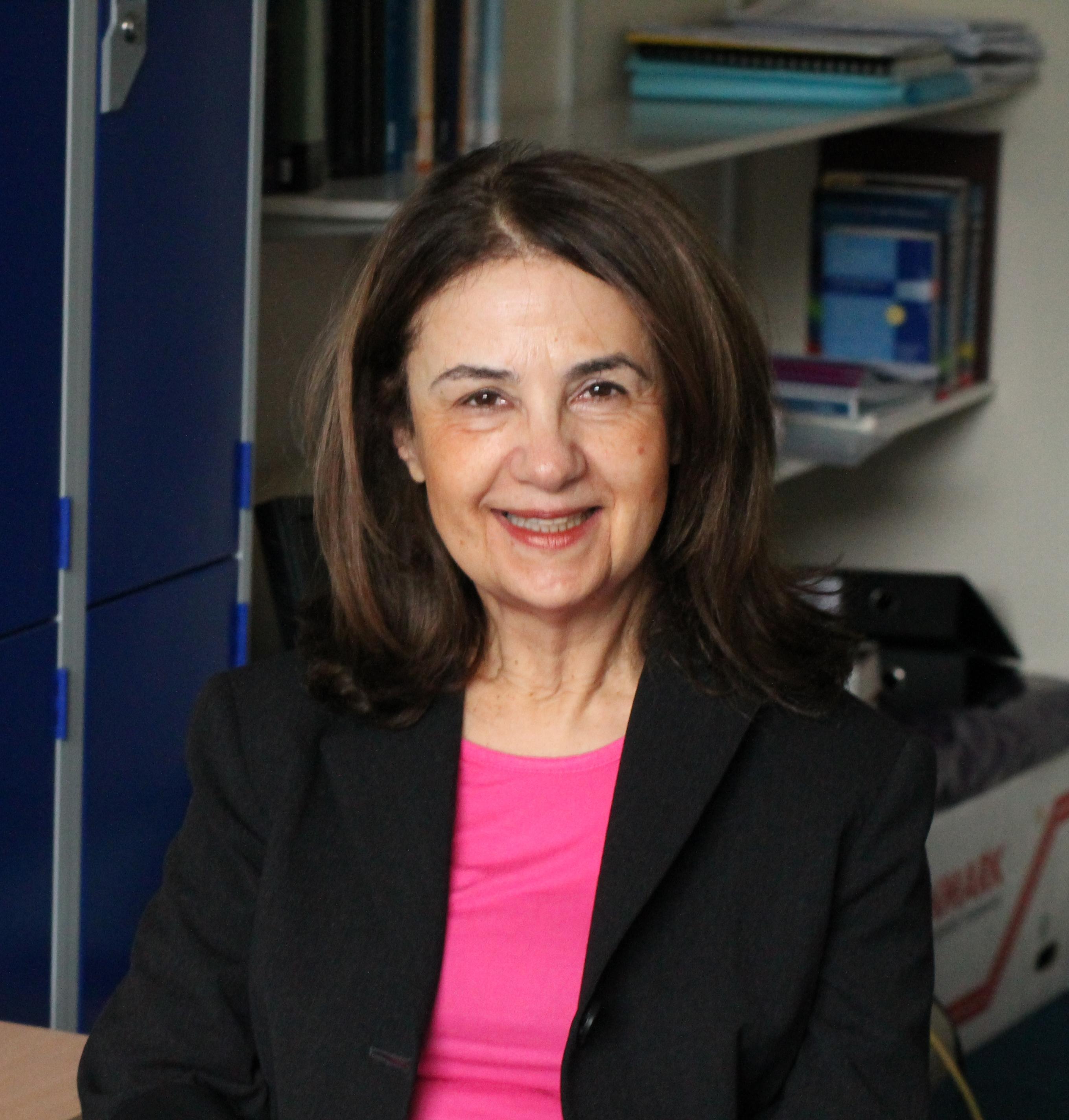portrait of Professor Jennifer Temkin