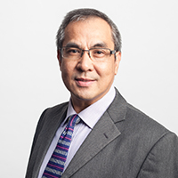 portrait of Dr Chak Cheung
