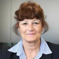 portrait of Professor Pam Parker