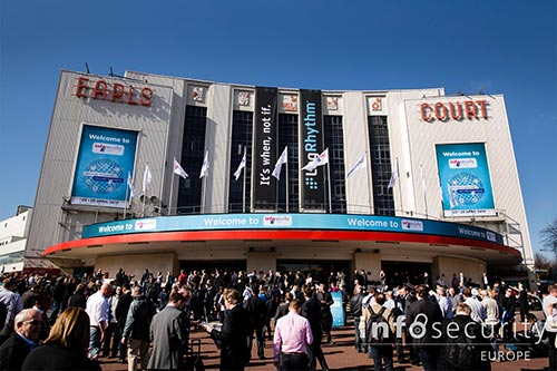 Infosecurity Europe Earls Court
