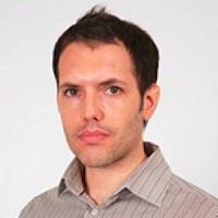 portrait of Dr Matt Barnes