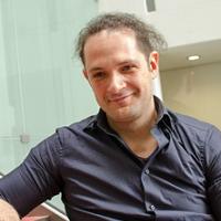 portrait of Dr Pavlos Filippopoulos