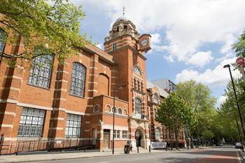 College-Building-City-University-London