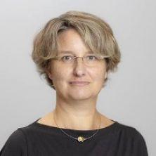 Portrait of Dr Eugenia Cacciatori